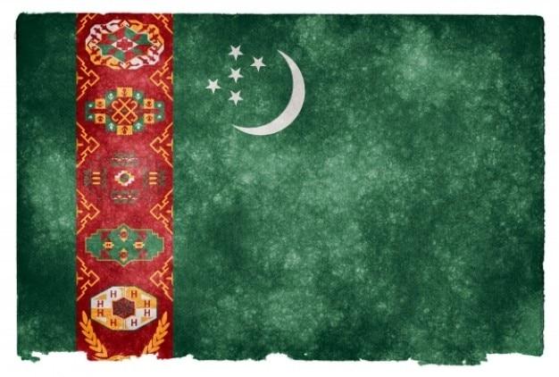 トルクメニスタングランジフラグ