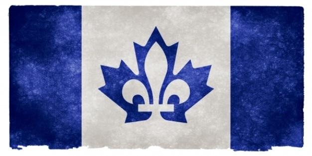 カナダ融合グランジフラグ