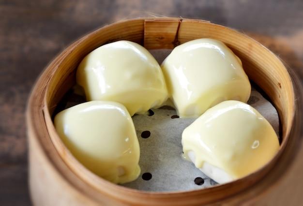 Сырные мини-булочки
