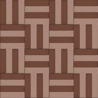 Абстрактная коричневая предпосылка стены от текстуры ткани