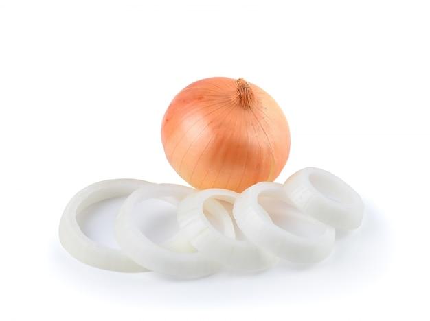 Спелый лук