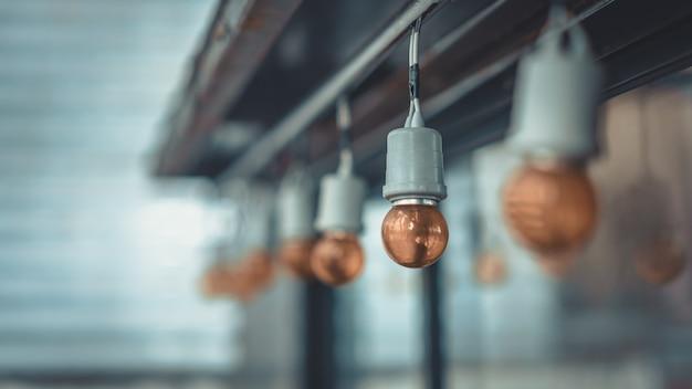 天井ランプ