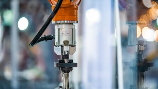 産業用ロボットマシン