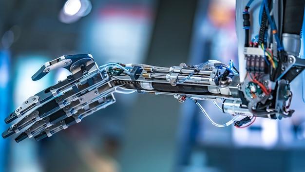機械式ロボットアーム