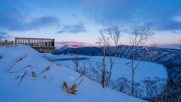 Естественная точка зрения зимой
