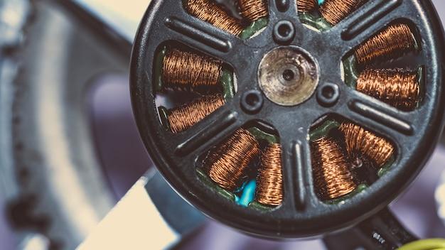 ロボットソレノイド電気コイル