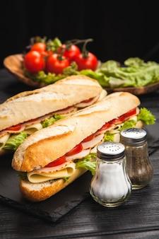 パニーニグリルサンドイッチ