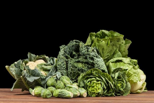 青野菜の盛り合わせ