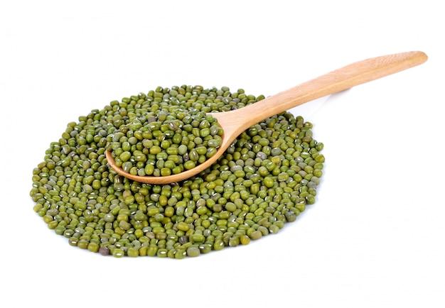 緑豆の分離