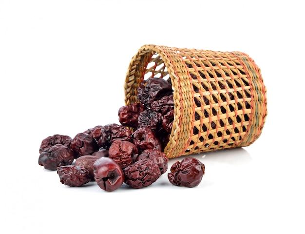 乾燥ナツメ果実