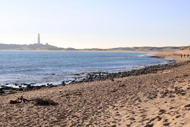 灯台の美しい景色