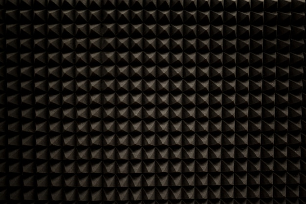 Студия звуковой панели пены