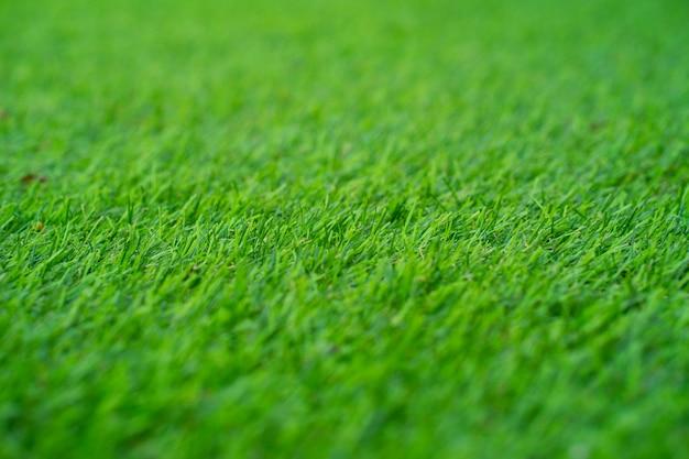 Искусственная трава в качестве фона