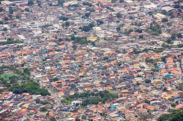 リオデジャネイロのポイントストーントラックトレイル