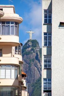 ブラジル、リオデジャネイロの救い主キリスト