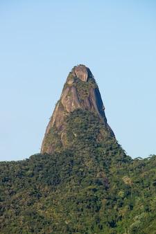 私たちの女性の指、リオデジャネイロのテレゾポリス山。