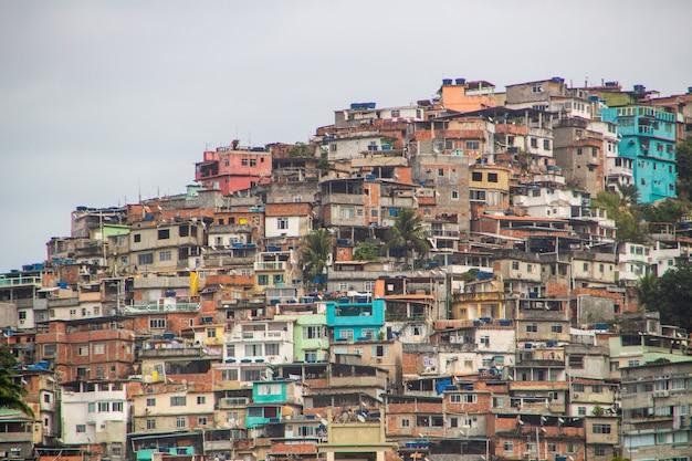リオデジャネイロのヴィディガルヒルの眺め