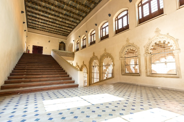 サラゴサパレス回廊