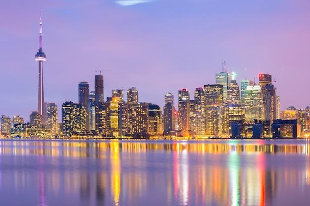 Торонто скайлайн