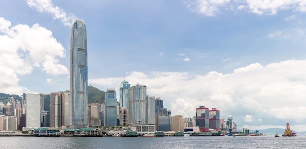 香港スカイラインパノラマ