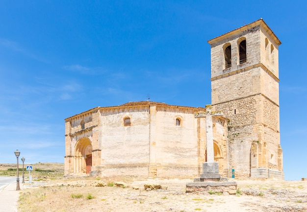 ベラクルス教会セゴビアスペイン