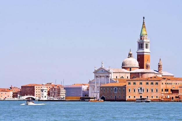 イタリア、ヴェネツィアのグランド・カステル教会
