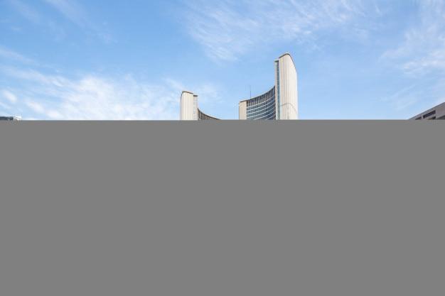 トロント市庁舎カナダ