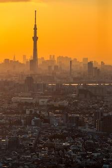 Токийский закат
