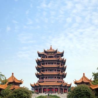 黄鶴楼タワー武漢中国