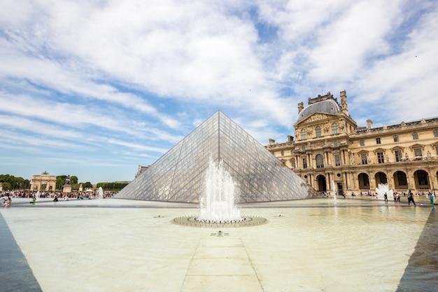 ルーブル美術館パリ