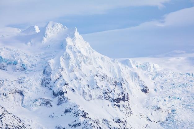 Скафтафетль ледник