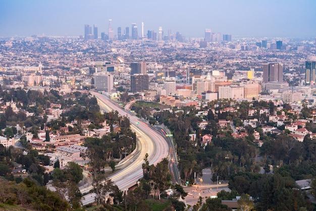Лос-анджелес сити сансет