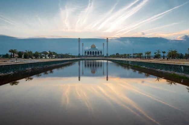 ソンクラーセントラルモスク、タイ