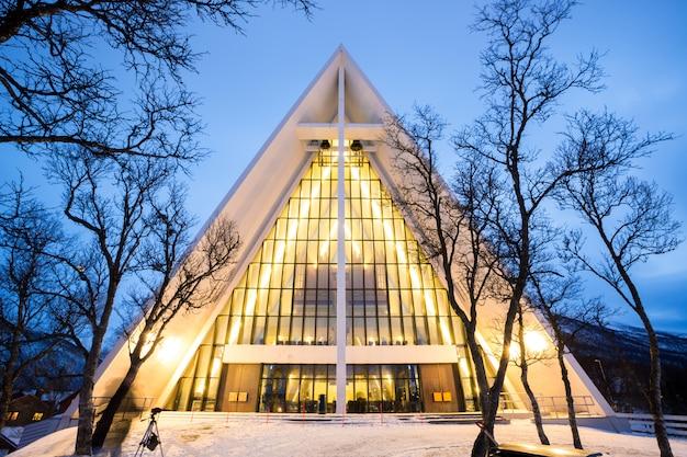 北極大聖堂ノルウェー