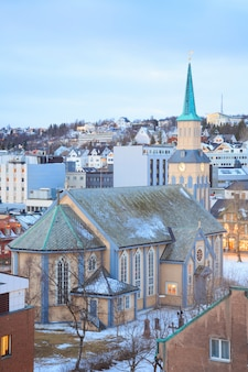 トロムソ大聖堂ノルウェー