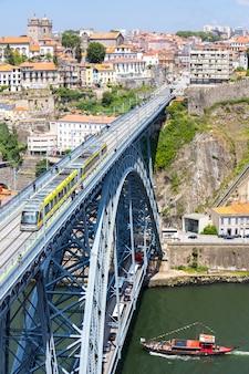 ポルトの街並みポルトガル