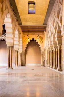 サラゴサアルカサル回廊