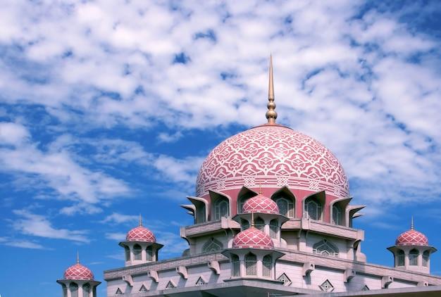 マレーシアプトラモスク