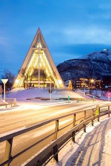 北極大聖堂トロムソノルウェー