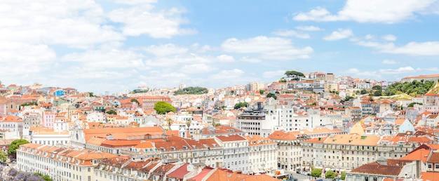 リスボンの街並みポルトガル