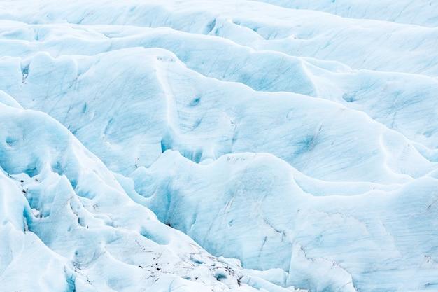 スビナフェル氷河アイスランド
