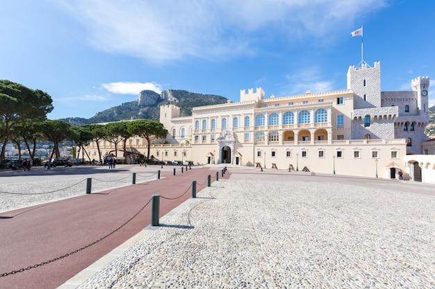 モナコの王子の宮殿