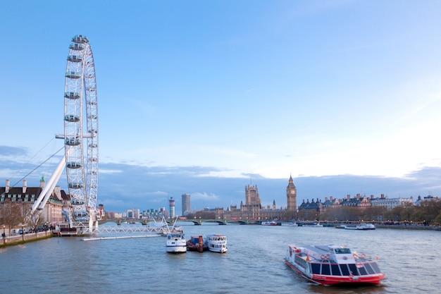 ロンドンアイイングランド