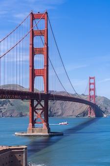 ゴールデンゲートブリッジサンフランシスコ