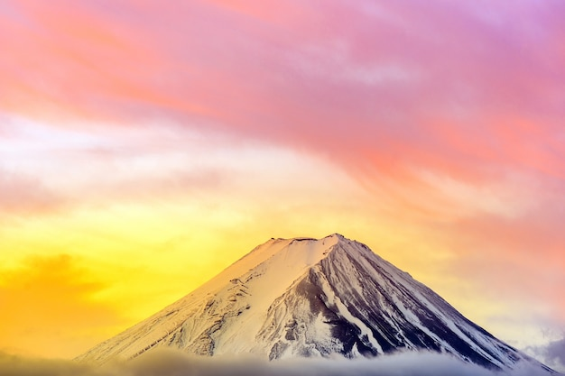 Гора фудзи санрайз