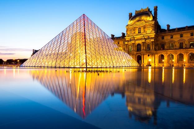 Музей лувр париж