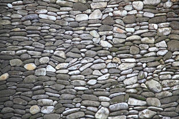石レンガの壁の背景