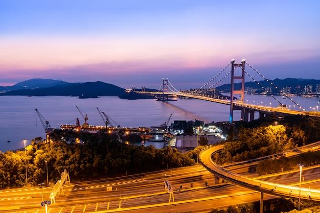 香港青馬橋