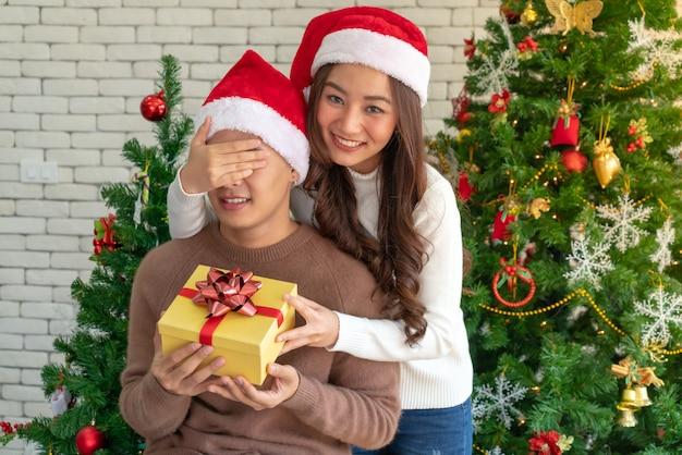 クリスマスギフトサプライズ