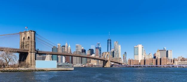 ブルックリン橋ニューヨーク